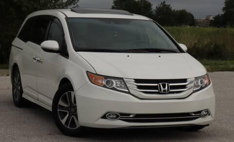 2017 Honda Odyssey for sale at Big O Auto LLC in Omaha NE