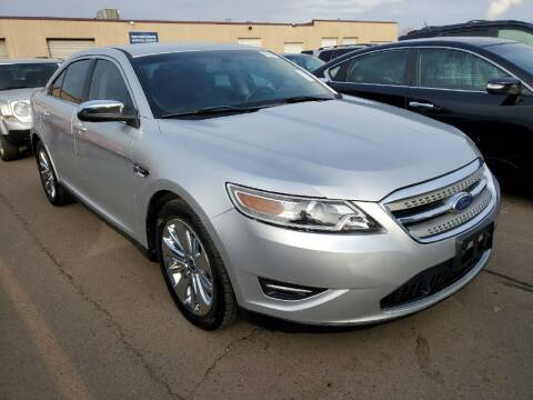 2011 Ford Taurus for sale at Affordable 4 All Auto Sales in Elk River MN