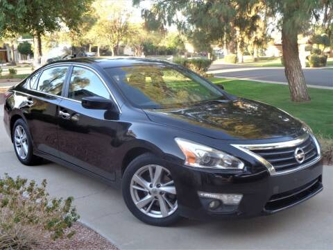 2015 Nissan Altima for sale at AZGT LLC in Phoenix AZ