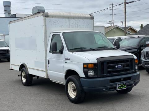 2014 Ford E-Series Chassis for sale at Lux Motors in Tacoma WA