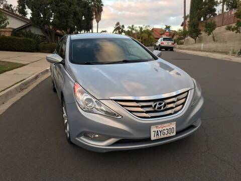 2011 Hyundai Sonata for sale at MSR Auto Inc in San Diego CA