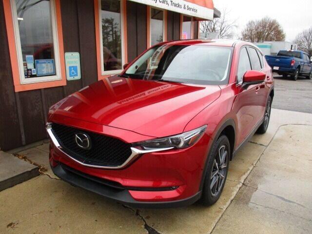 2017 Mazda CX-5 for sale at Autoland in Cedar Rapids IA
