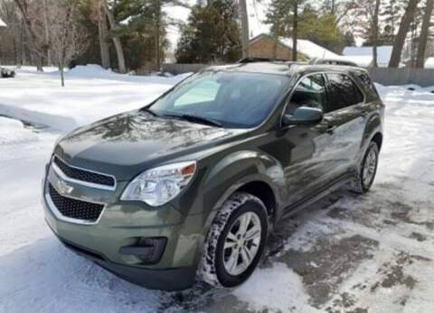 2015 Chevrolet Equinox for sale at McLaughlin Motorz in North Muskegon MI