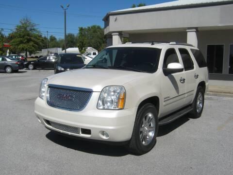 2012 GMC Yukon for sale at Premier Motor Co in Springdale AR