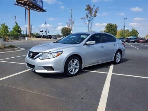 2018 Nissan Altima for sale at Southern Auto Solutions - Honda Carland in Marietta GA
