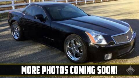 2006 Cadillac XLR-V for sale at UNIQUE SPECIALTY & CLASSICS in Mankato MN