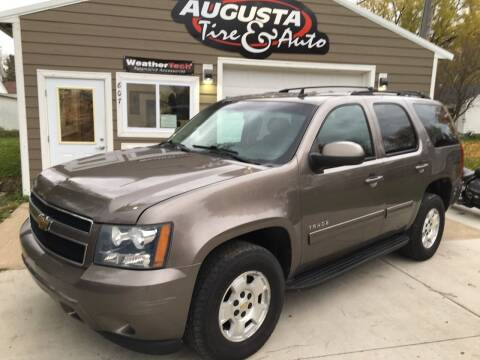 2011 Chevrolet Tahoe for sale at Augusta Tire & Auto in Augusta WI