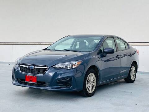 2017 Subaru Impreza for sale at Avanesyan Motors in Orem UT