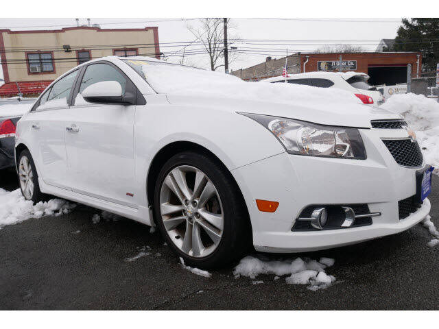 2014 Chevrolet Cruze for sale at MICHAEL ANTHONY AUTO SALES in Plainfield NJ
