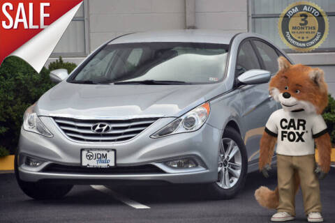 2013 Hyundai Sonata for sale at JDM Auto in Fredericksburg VA