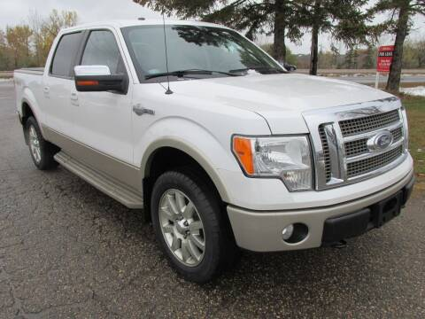 2010 Ford F-150 for sale at Buy-Rite Auto Sales in Shakopee MN