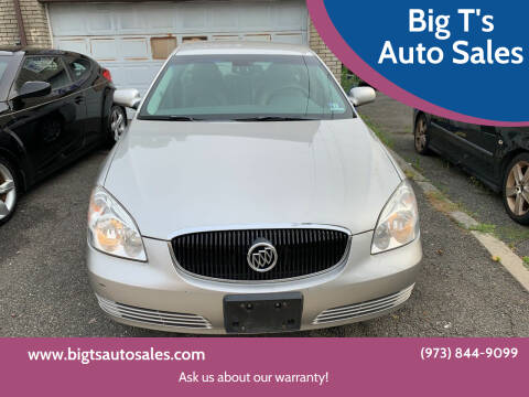 2006 Buick Lucerne for sale at Big T's Auto Sales in Belleville NJ