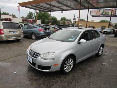 2010 Volkswagen Jetta for sale at Nile Auto Sales in Denver CO
