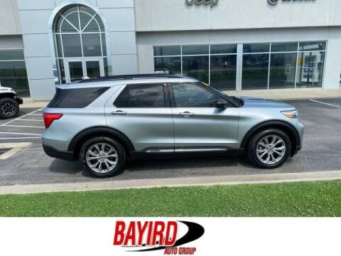 2020 Ford Explorer for sale at Bayird Truck Center in Paragould AR