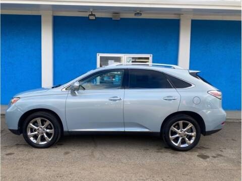 2012 Lexus RX 350 for sale at Khodas Cars in Gilroy CA