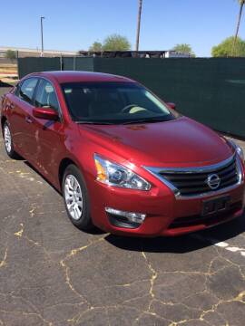 2014 Nissan Altima for sale at Maxem Car Rental in Peoria AZ