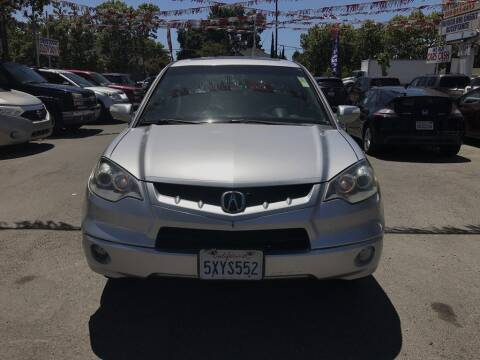 2007 Acura RDX for sale at EXPRESS CREDIT MOTORS in San Jose CA