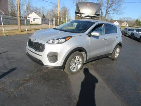 2019 Kia Sportage for sale at Riverside Motor Company in Fenton MO