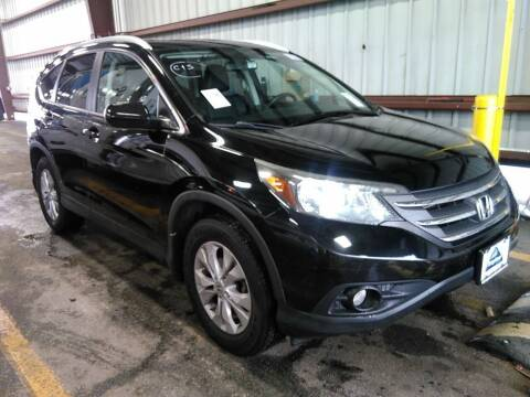 2012 Honda CR-V for sale at MOUNT EDEN MOTORS INC in Bronx NY