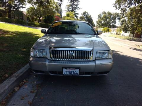 2008 Mercury Grand Marquis for sale at Auto City in Redwood City CA