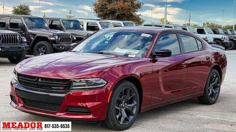 2020 Dodge Charger for sale at Meador Dodge Chrysler Jeep RAM in Fort Worth TX