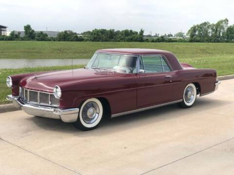 1956 Lincoln Continental for sale at Haggle Me Classics in Hobart IN