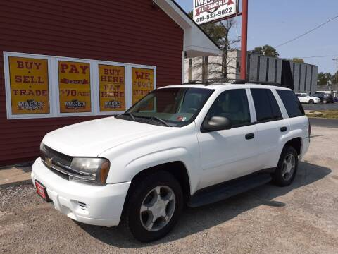 2006 Chevrolet TrailBlazer for sale at Mack's Autoworld in Toledo OH