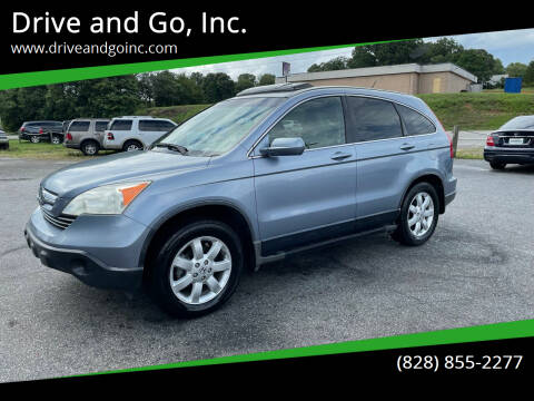 2007 Honda CR-V for sale at Drive and Go, Inc. in Hickory NC