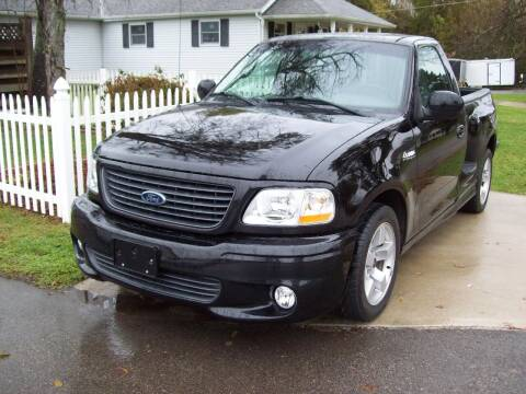 2001 Ford F-150 SVT Lightning for sale at Classics and More LLC in Roseville OH