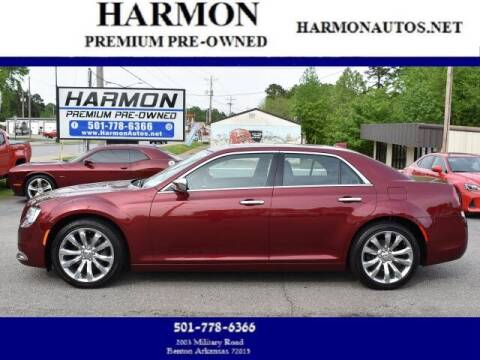 2020 Chrysler 300 for sale at Harmon Premium Pre-Owned in Benton AR
