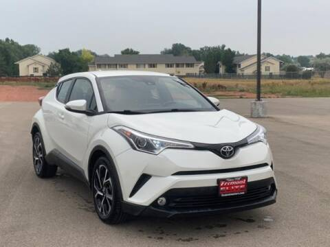 2018 Toyota C-HR for sale at Rocky Mountain Commercial Trucks in Casper WY