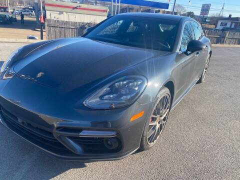 2018 Porsche Panamera for sale at Z Motors in Chattanooga TN