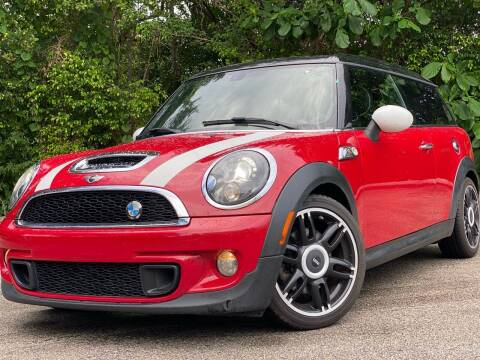 2013 MINI Clubman for sale at HIGH PERFORMANCE MOTORS in Hollywood FL