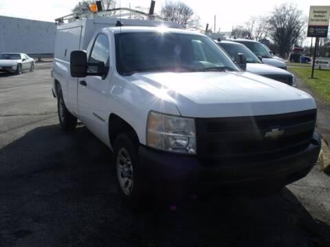2008 Chevrolet Silverado 1500 for sale at Dendinger Bros Auto Sales & Service in Bellevue OH