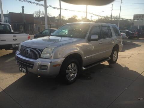 2006 Mercury Mountaineer for sale at Dino Auto Sales in Omaha NE