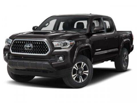 2019 Toyota Tacoma for sale at Robert Loehr Chrysler Dodge Jeep Ram in Cartersville GA