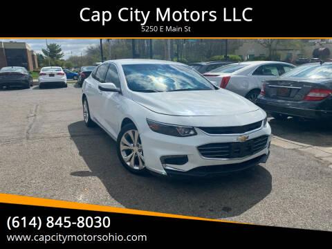 2017 Chevrolet Malibu for sale at Cap City Motors LLC in Columbus OH