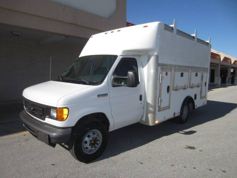 2006 Ford E-Series Chassis for sale at PRIME AUTOS OF HAGERSTOWN in Hagerstown MD