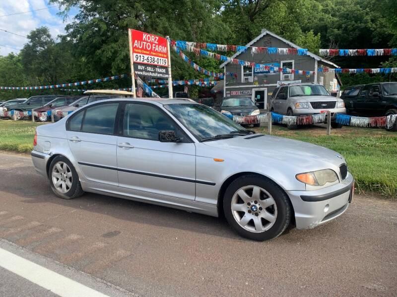 2004 BMW 3 Series for sale at Korz Auto Farm in Kansas City KS