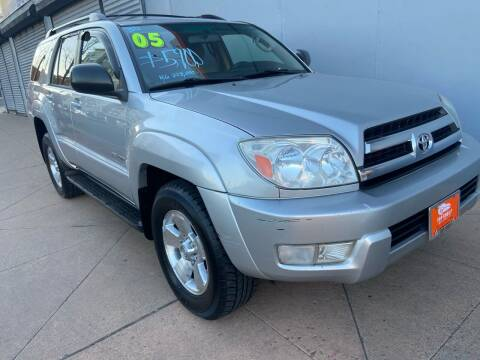 2005 Toyota 4Runner for sale at TOP SHELF AUTOMOTIVE in Newark NJ