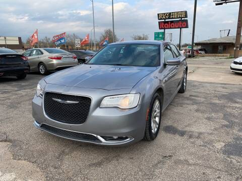 2016 Chrysler 300 for sale at Ital Auto in Oklahoma City OK