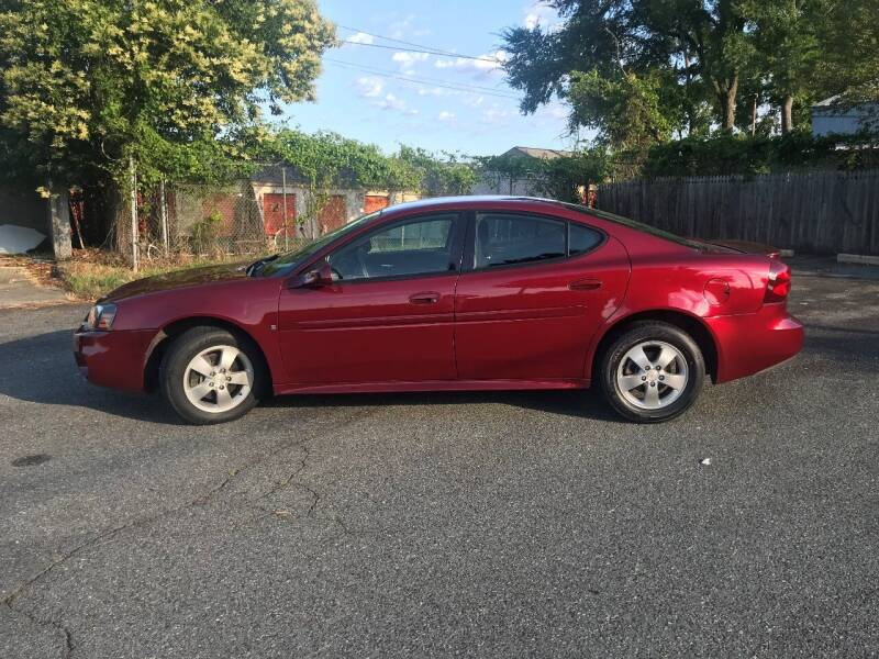 2008 Pontiac Grand Prix for sale at Mike's Auto Sales of Charlotte in Charlotte NC
