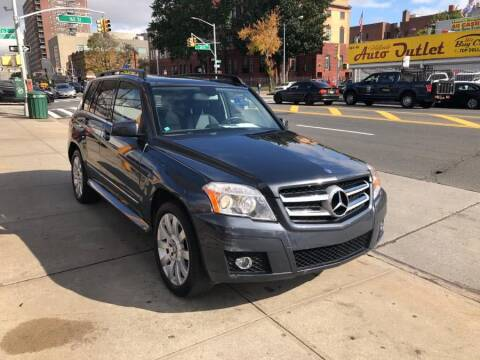2010 Mercedes-Benz GLK for sale at Sylhet Motors in Jamacia NY