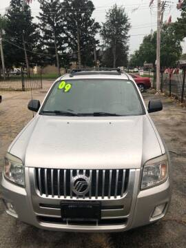 2009 Mercury Mariner for sale at Carfast Auto Sales in Dolton IL