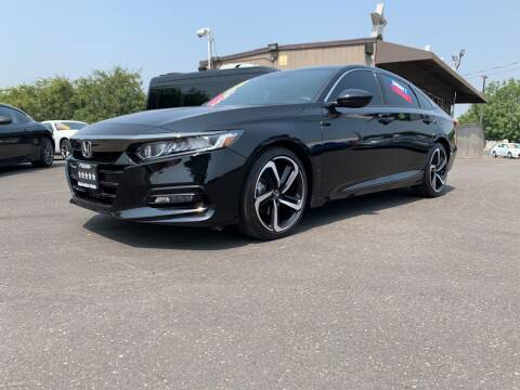 2019 Honda Accord for sale at 5 Star Auto Sales in Modesto CA