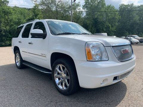 2010 GMC Yukon for sale at George Strus Motors Inc. in Newfoundland NJ