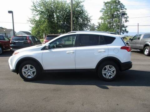 2015 Toyota RAV4 for sale at FINAL DRIVE AUTO SALES INC in Shippensburg PA