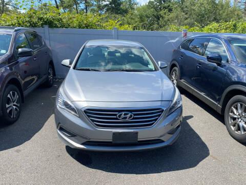 2015 Hyundai Sonata for sale at Mr. Minivans Auto Sales - Priority Auto Mall in Lakewood NJ