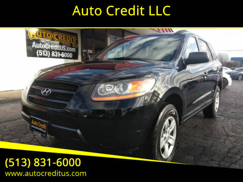 2009 Hyundai Santa Fe for sale at Auto Credit LLC in Milford OH