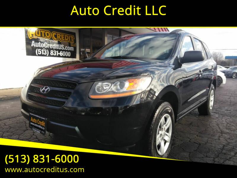 2009 Hyundai Santa Fe for sale at Auto Credit LLC in Milford OH
